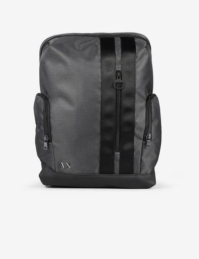아르마니 익스체인지 Armani Exchange Backpack,Dark Grey