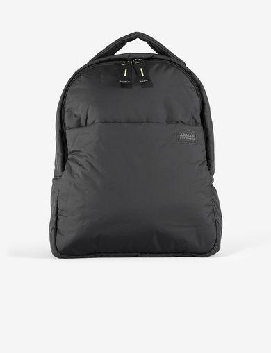 아르마니 익스체인지 Armani Exchange Backpack,Black