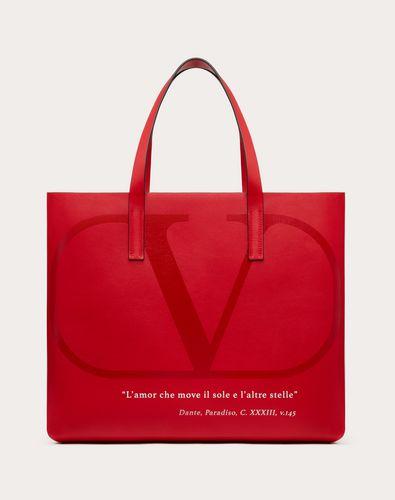 VALENTINO GARAVANI LOVE LAB E/W Shopper Bag
