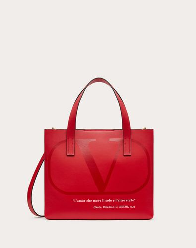 VALENTINO GARAVANI LOVE LAB E/W Small Shopper Bag