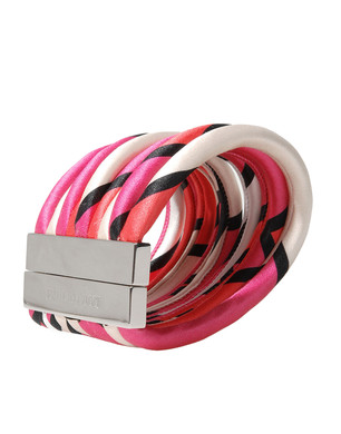 Bracelet Women - Accessories Women on EMILIO PUCCI Online Store :  women spring summer 09 top wear emilio pucci