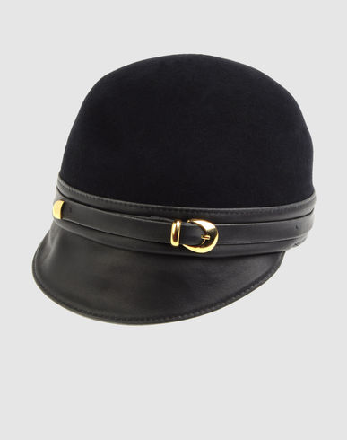 DONDUP Women - Accessories - Hat DONDUP on YOOX United States from yoox.com