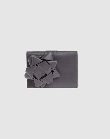 MAISON MARTIN MARGIELA :  nappa leather document holder small accessories card holder