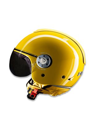 Helmets LIFESTYLE: MOWIE YELLOW