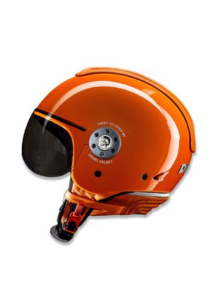 Cascos LIFESTYLE: MOWIE ORANGE