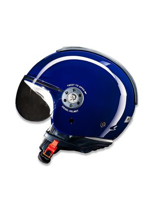 Helmets LIFESTYLE: MOWIE BLUE