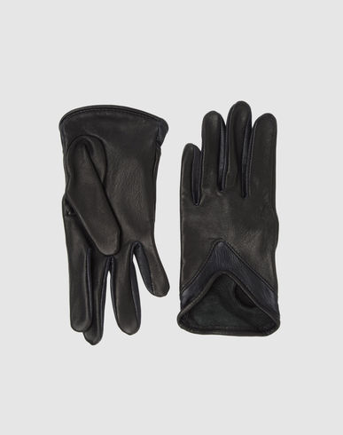 BYBLOS -  Driving Gloves :  byblos driving gloves leather gloves gloves