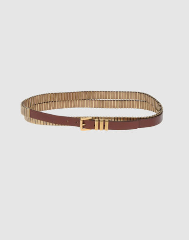 MICHAEL KORS - Skinny Belt from yoox.com