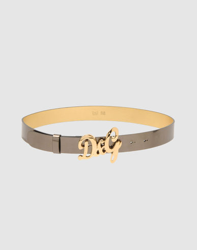 D&G - Belt D&G  :  leather belt dampg dampg belt leather accessories