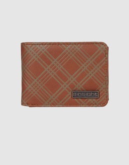 0051 INSIGHT ACCESSORIES Wallets MEN on YOOX.COM