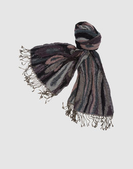 (ETHIC) ACCESSORIES Oblong scarves WOMEN on YOOX.COM