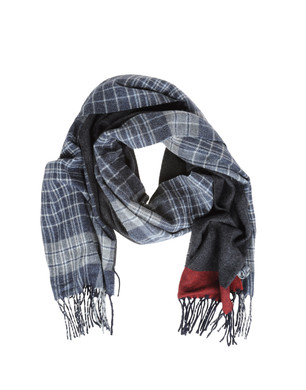 Oblong scarf Men's - M.GRIFONI DENIM