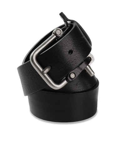 DIESEL BLACK GOLD - Belts - BASILIO