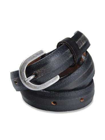 DIESEL BLACK GOLD - Belts - BATTISTINO