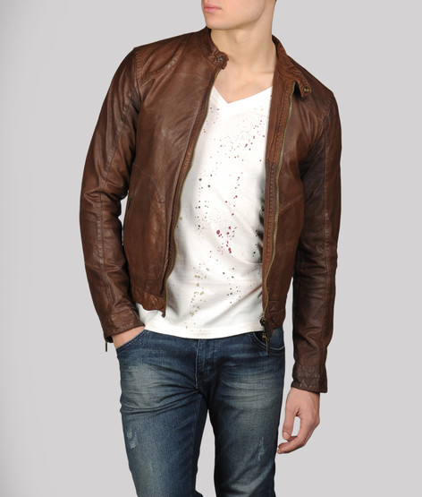 Leather Jackets for Men: 4 All-time Classics