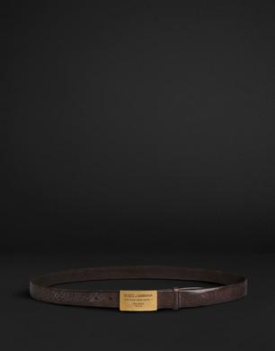 Cinturones - Cinturones - Dolce&Gabbana - Verano 2016