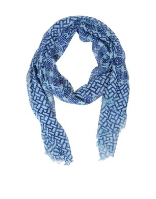 Oblong scarf Men's - PIOMBO