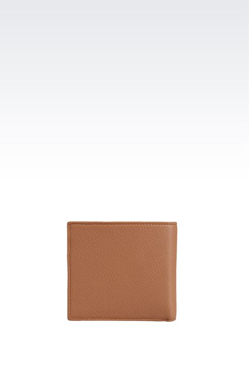 Small leather goods: Wallets Men by Armani - 2
