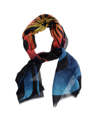 Oblong scarf Men's - ADAM KIMMEL