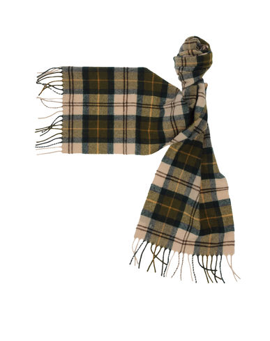 BARBOUR - Oblong scarf