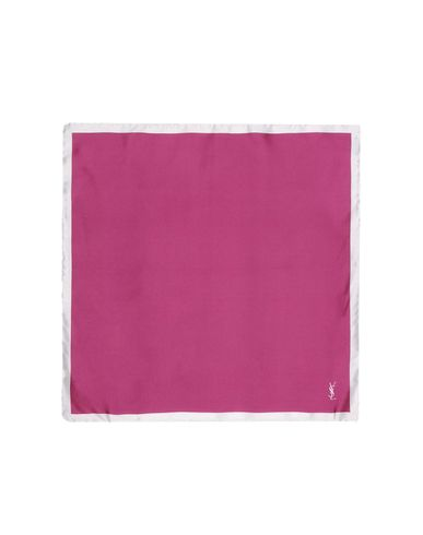 YVES SAINT LAURENT RIVE GAUCHE - Square scarf