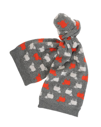 PAUL & JOE SISTER - Oblong scarf