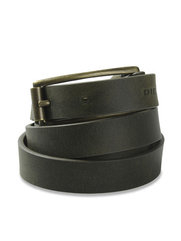 DIESEL BLACK GOLD - Belts - CHER-NOMAD