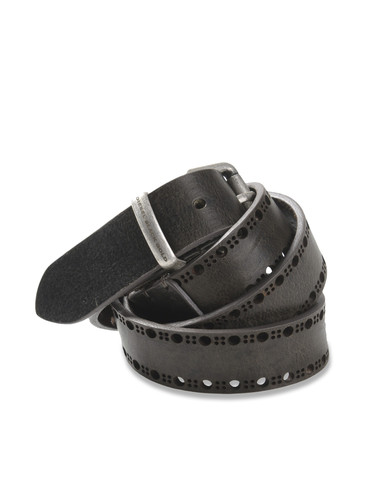 DIESEL BLACK GOLD - Cintura - CINCEN-ROCK