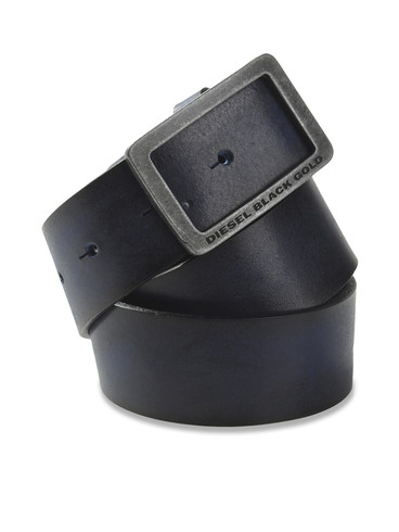 DIESEL BLACK GOLD - Belts - CARLITOS-PEP