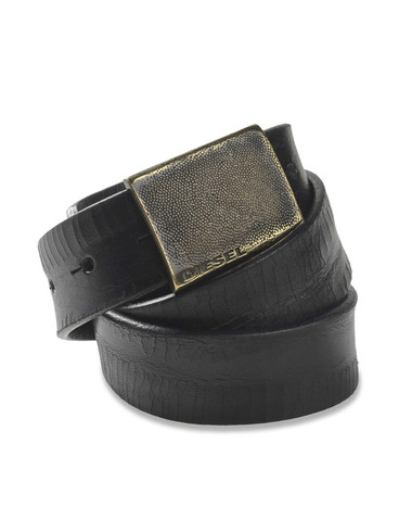 DIESEL - Belts - BLACH