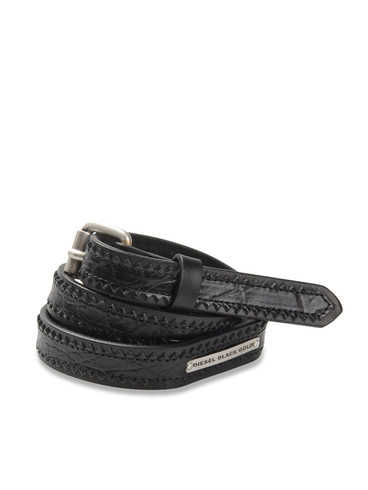 DIESEL BLACK GOLD - Belts - BATRON