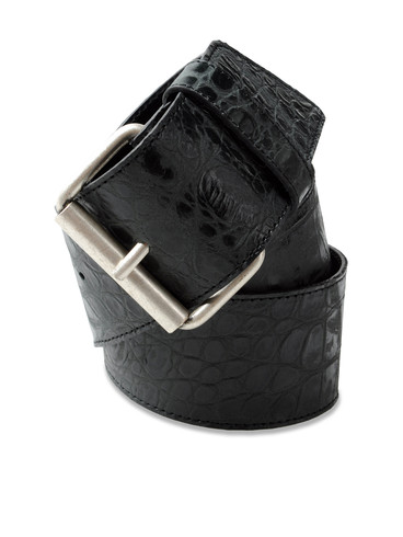 DIESEL BLACK GOLD - Cintura - BAMBY