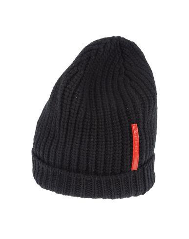 Kingdom beanie Prada online OUT United prada hat Prada Men on Sport Hat  Sport uk YOOX ... 574e7aa73b55