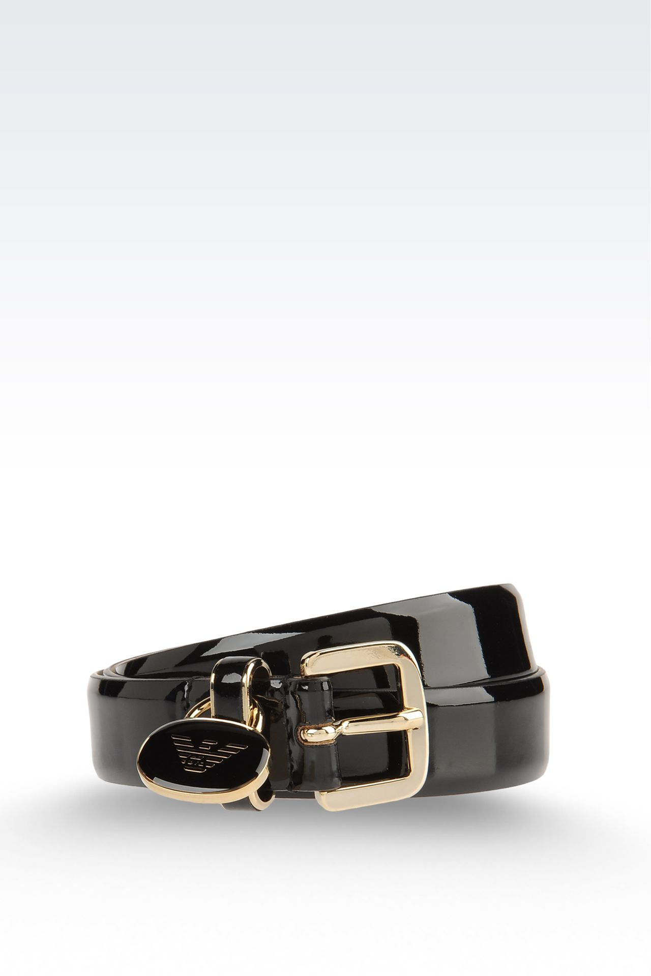 Belts: Reversible Belts Women by Armani - 0