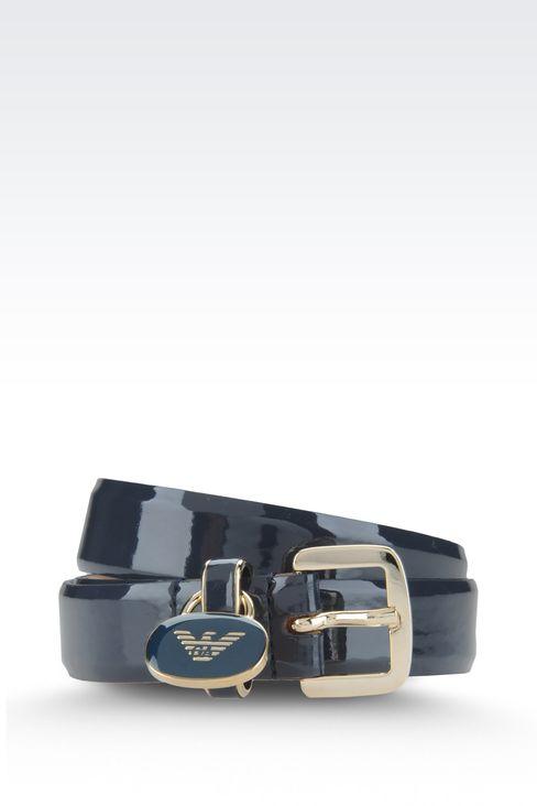 Belts: Belts Women by Armani - 1