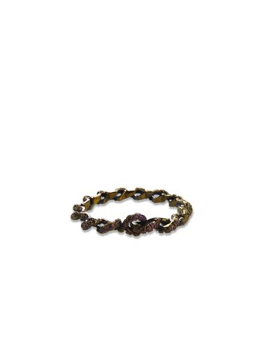 DIESEL BLACK GOLD - Cuff/Bracelet - NENCYDROP-FS
