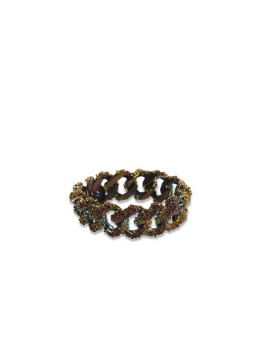DIESEL BLACK GOLD - Cuff/Bracelet - REIMOND-FS