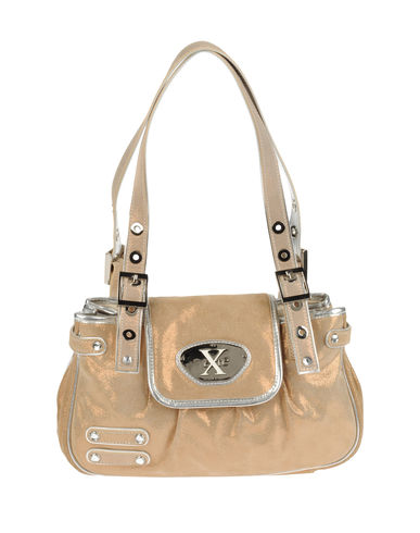 EXTE - Medium leather bag