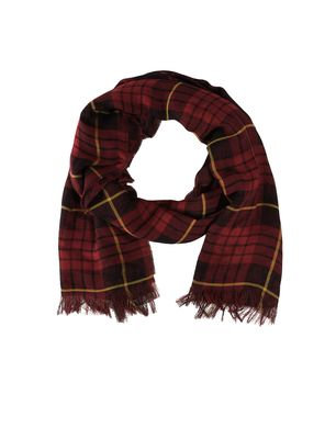 Oblong scarf Men's - McQ