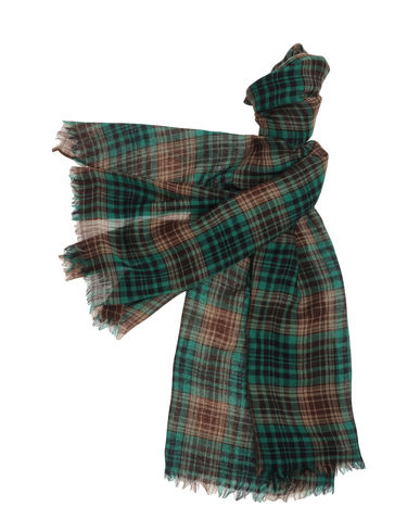 LOVAT & GREEN - Oblong scarf