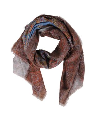 Square scarf Women's - GOLDEN GOOSE