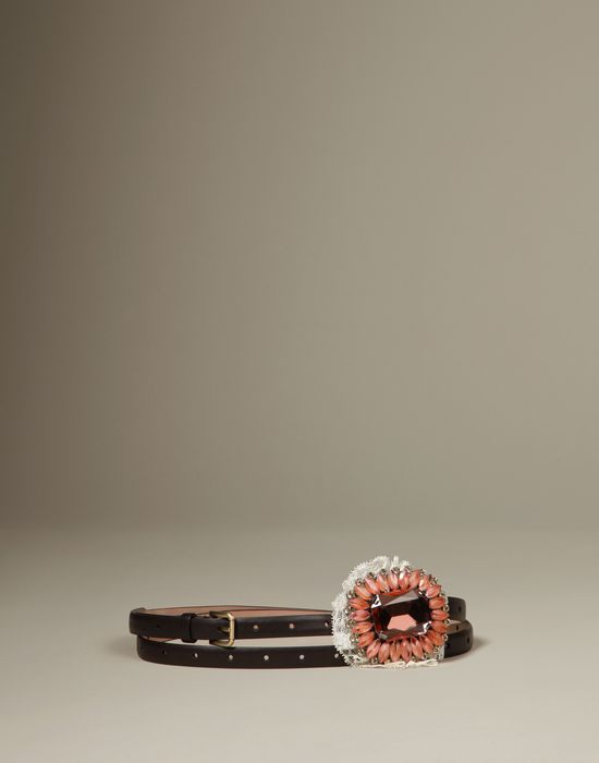 CINTURA GIOIELLO A DUE GIRI - Cinture - Dolce&Gabbana - Inverno 2016