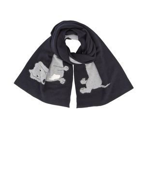 Oblong scarf Men's - MICHAEL BASTIAN