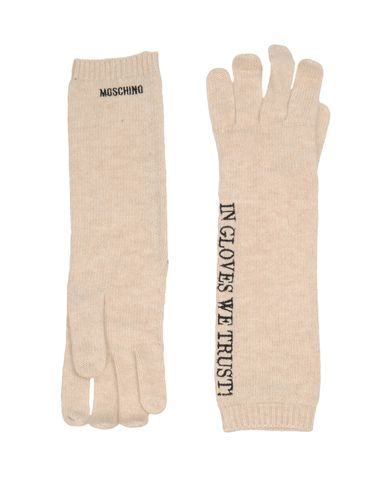 MOSCHINO - Gloves