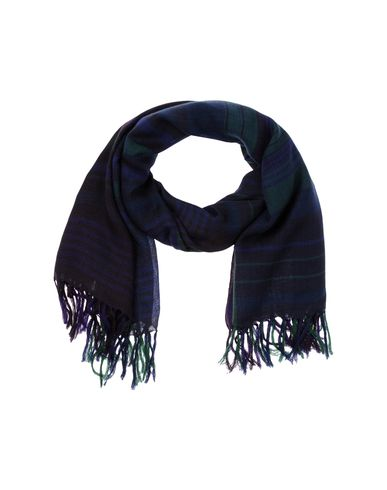 DANIELE ALESSANDRINI HOMME - Oblong scarf