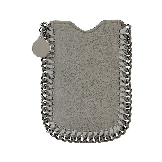 Stella McCartney, iPhone-Etui Falabella in Hirschlederoptik