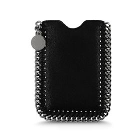 STELLA McCARTNEY, Étui iPhone, Étui pour iPhone Falabella en imitation cerf