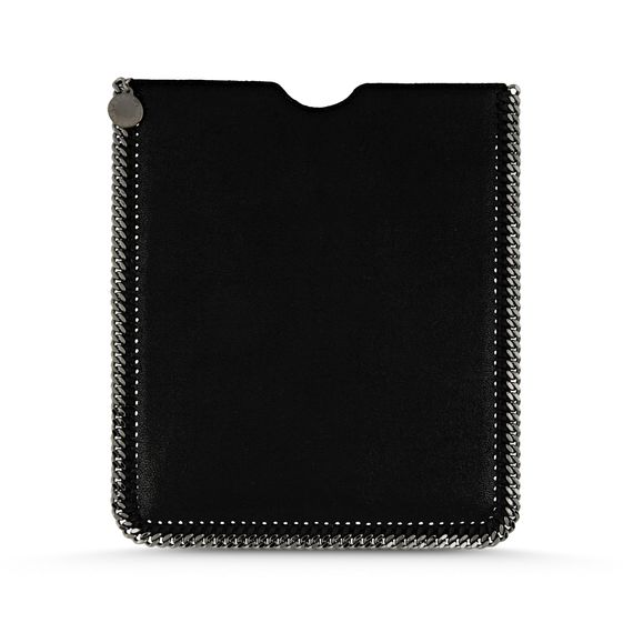 Stella McCartney, iPad-Etui in Hirschlederoptik