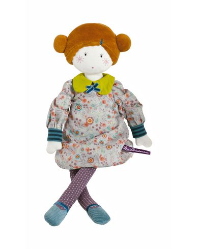 MOULIN ROTY - Fabric doll