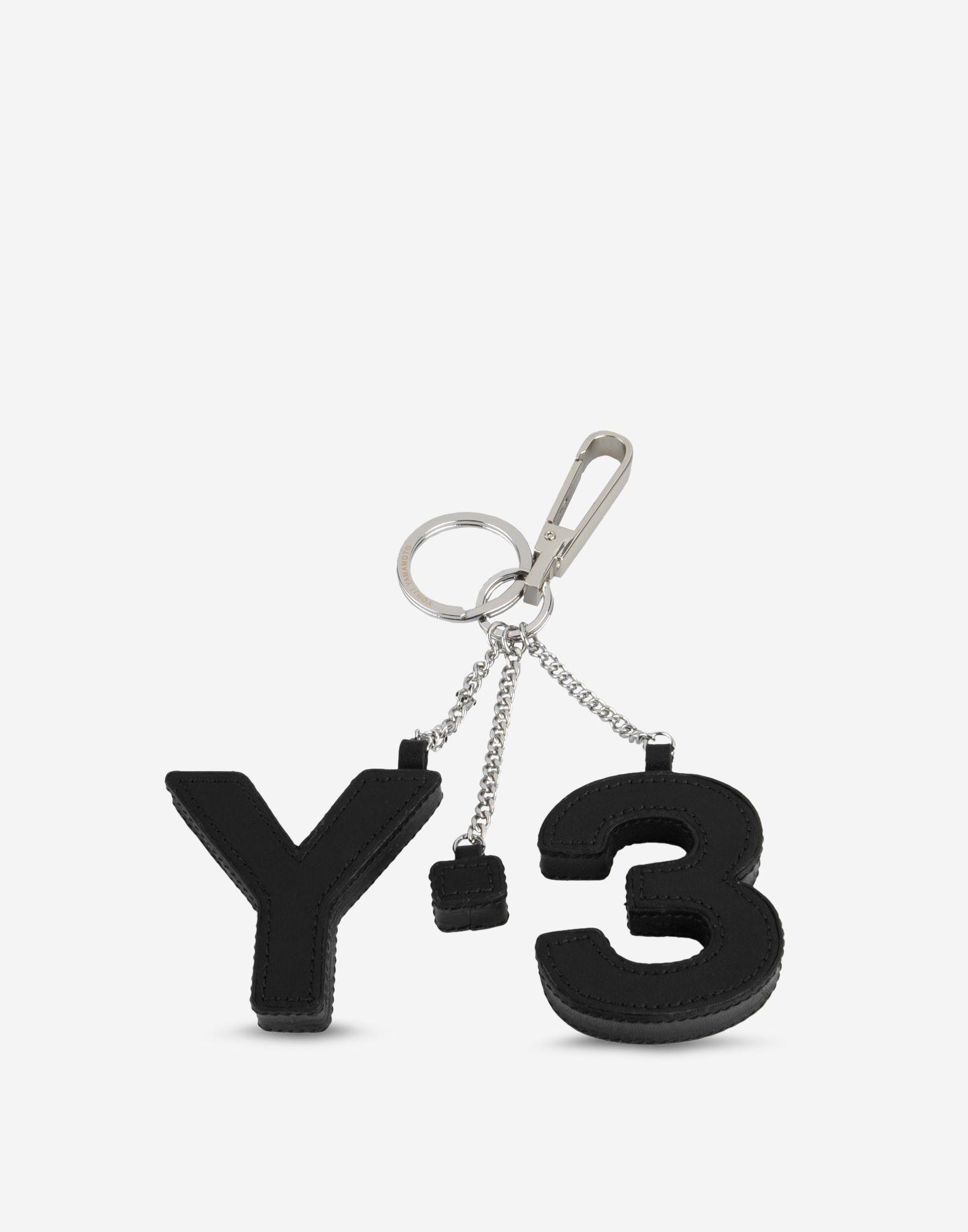 Y 3 Logo Keyring Men - Other Accessories Men - Y-3 Online Store